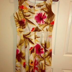 Women Talbots sun dress size 10P